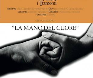"""SERATA DI BENEFICENZA """"LA MANO DEL CUORE """" - LUNEDI 27 LUGLIO PRESSO """"VILLA I TRAMONTI"""" -  S.MARIA  DEL MONTE - SALUDECIO"""